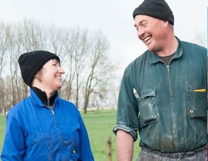 DairyNZ Farmer Wellness & Wellbeing Program