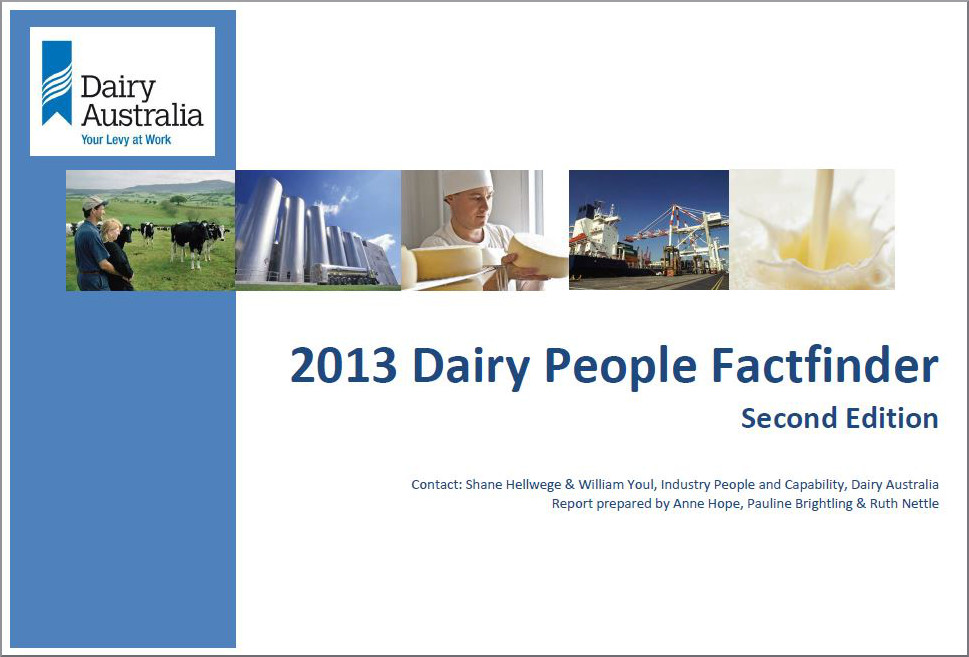 Dairy People Factfinder