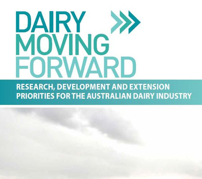Dairy Moving Forward RD&E Priorities for People